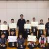 熊谷地区練成会「木刀による基本稽古法試合」